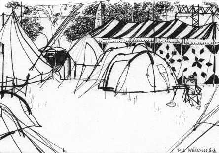 Wilderness Drawings 4